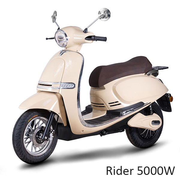 deux roues vintage 5000W électrique 125 cm3 125cc vespa